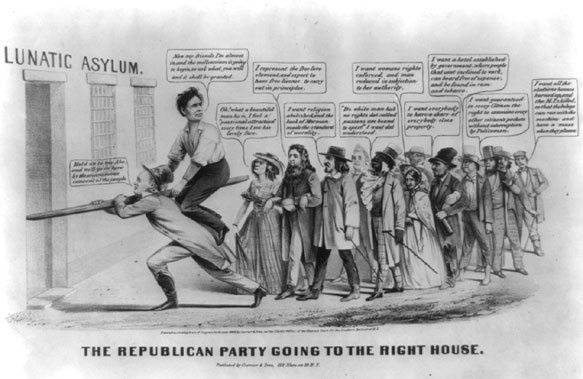 The Republican Party going to the right House - Abraham ...