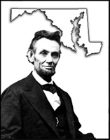 Abraham Lincoln and Maryland