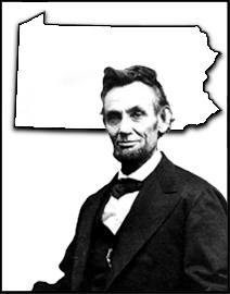 Abraham Lincoln and Pennsylvania