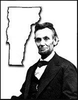 Abraham Lincoln and Vermont