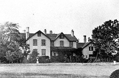 President Lincoln's Summer Home
