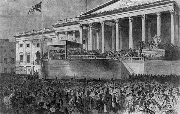 First Inaugural
