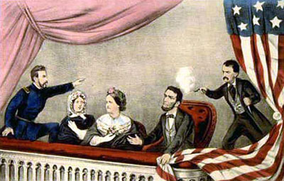 Image result for the assassination of lincoln